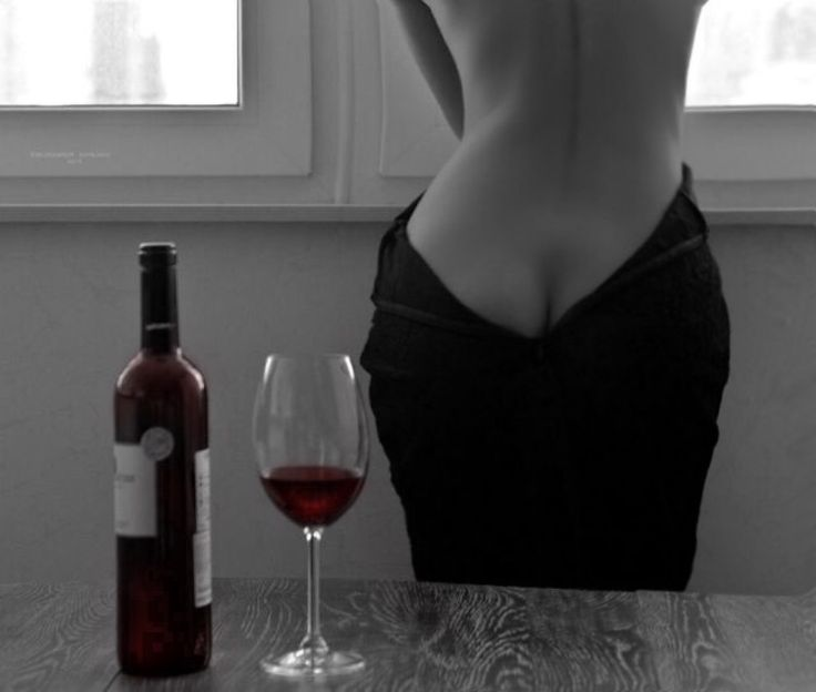 drowning in cabernet
